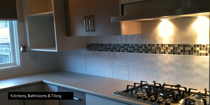 Kitchens, Bathrooms & Tiling